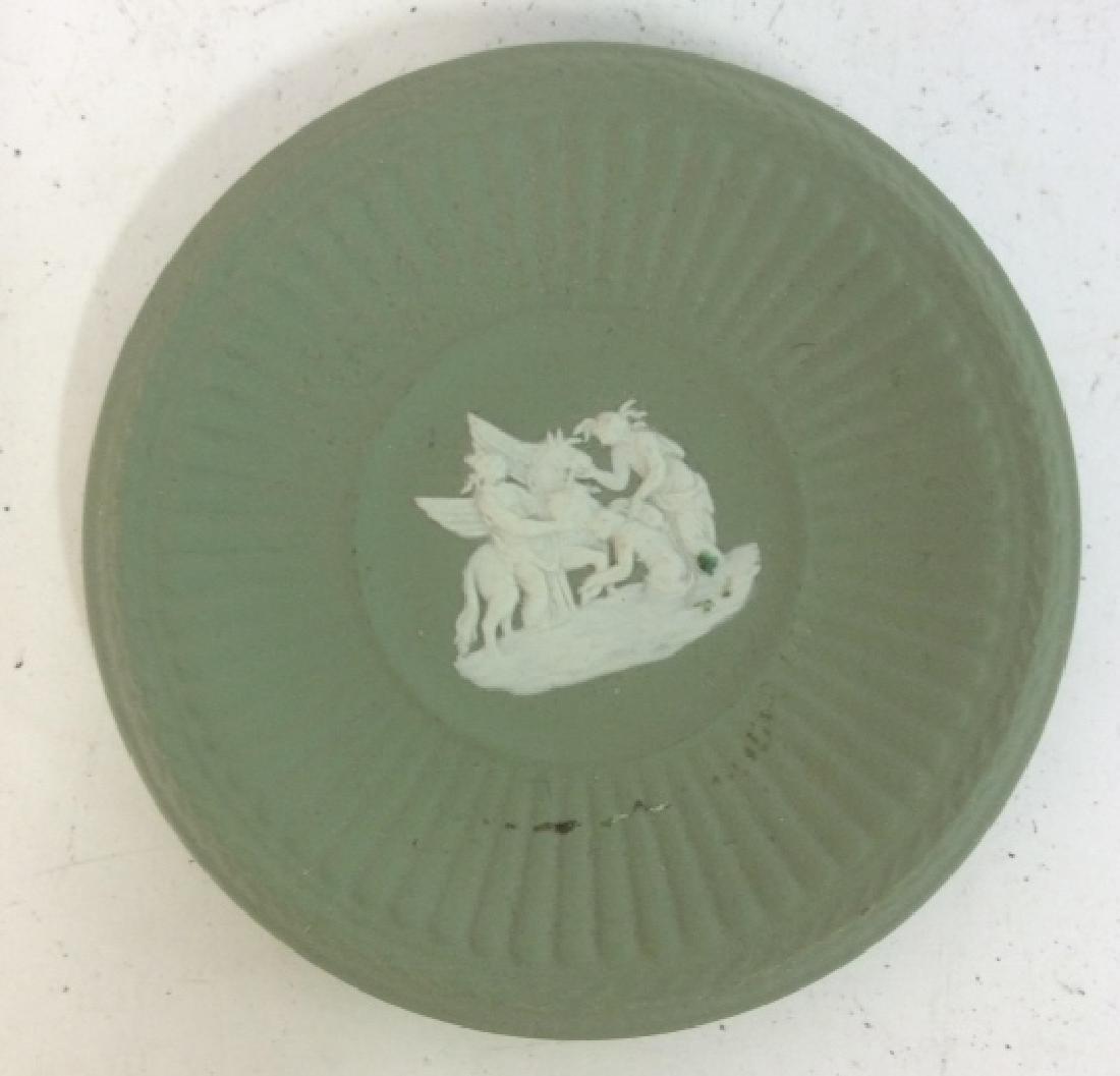 Group Wedgewood Porcelain Trinket Plates - 3