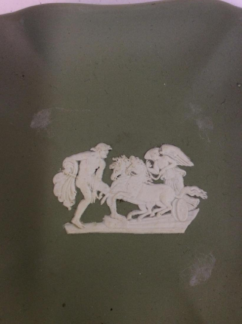 Group Wedgewood Porcelain Trinket Plates - 5