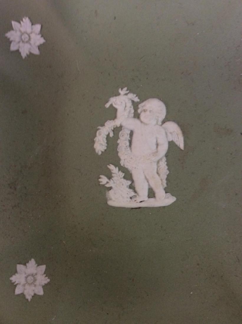 Group Wedgewood Porcelain Trinket Plates - 7