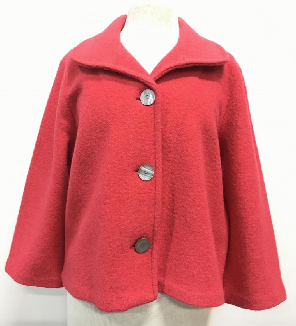 JONES NEW YORK Merino Wool Ladies Jacket