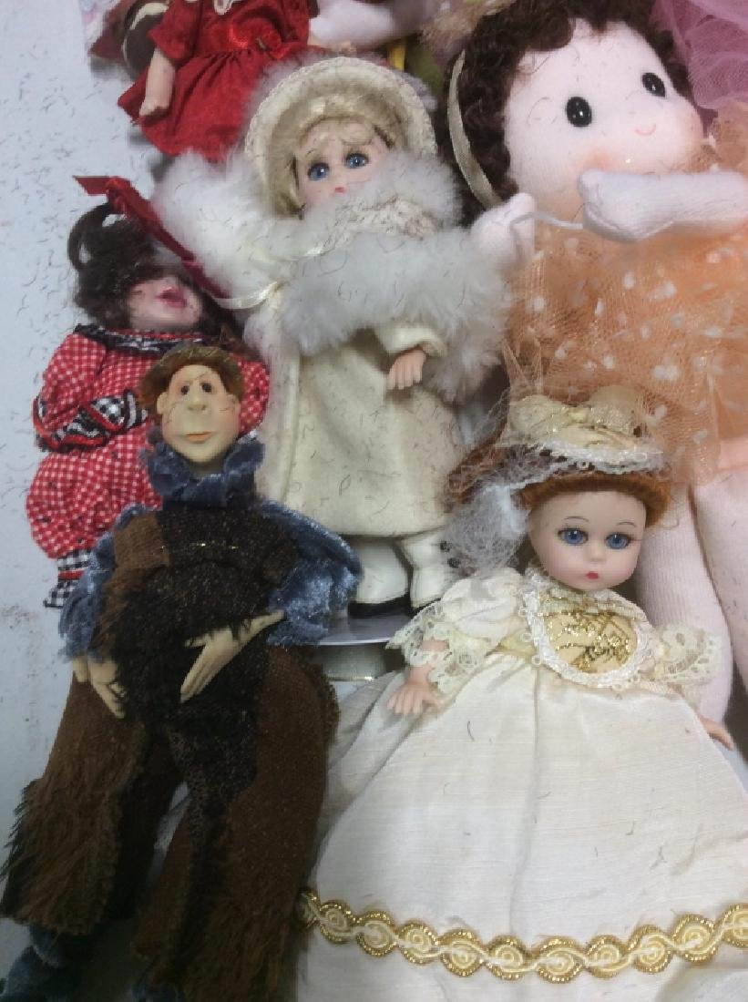 Group Lot Collectible Dolls - 2