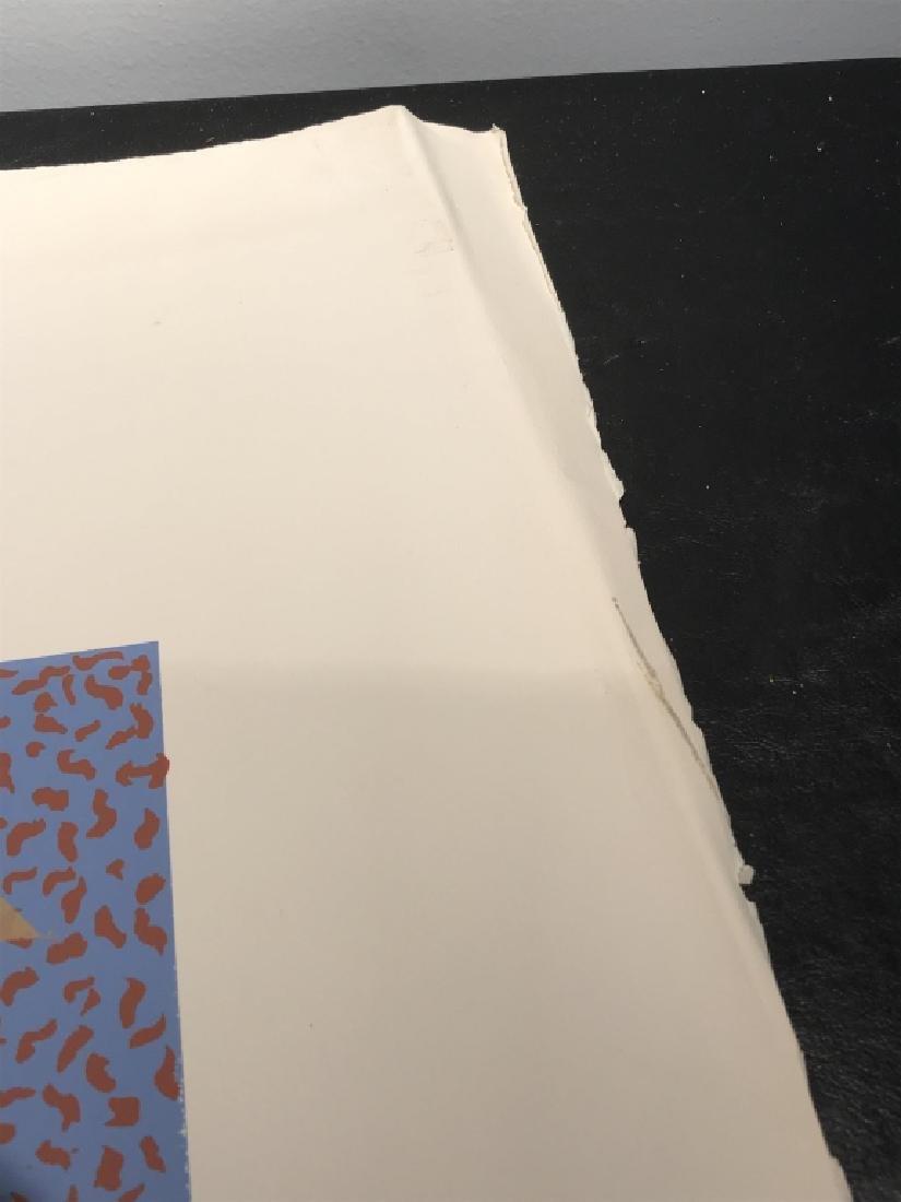 Signed GLOWATTS Limited Edition Silkscreen Art - 11