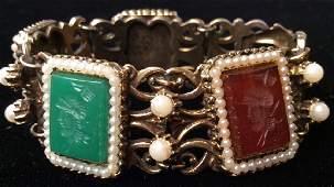FLORENZA Vintage Women's Bracelet, Jewelry