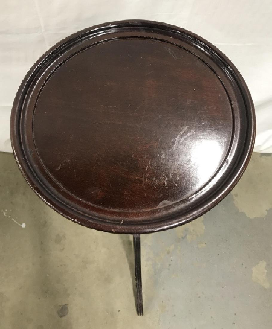 Bombay Company Three Footed Pedestal Plant Stand - 2