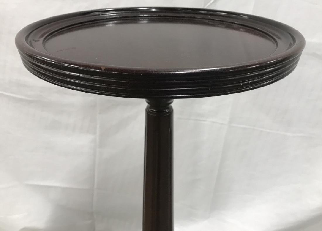 Bombay Company Three Footed Pedestal Plant Stand - 3