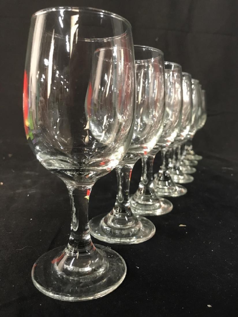 Lot 8 Steware Wine Glasses - 3