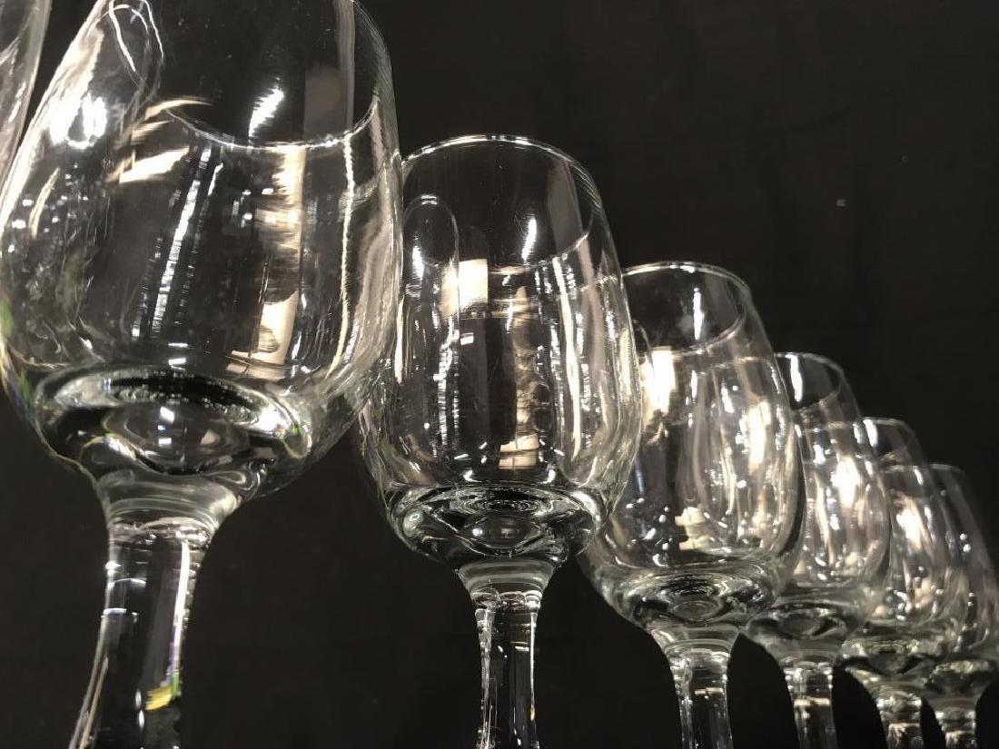 Lot 8 Steware Wine Glasses - 6