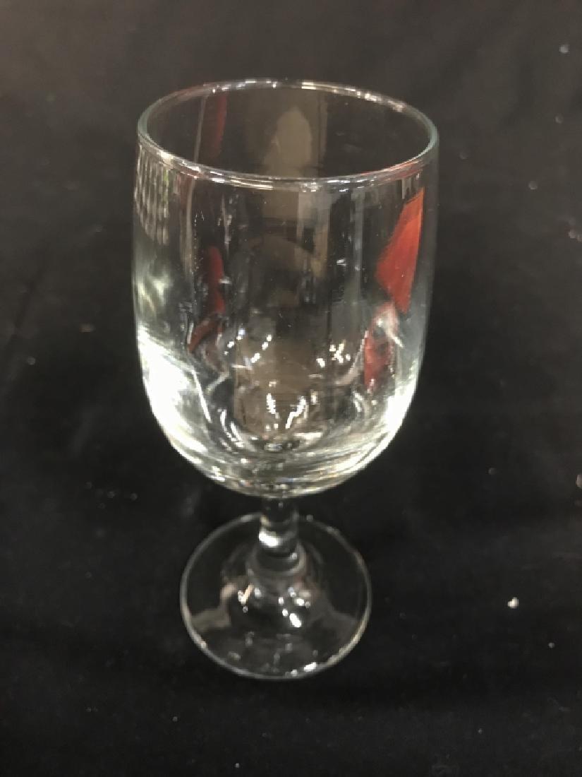 Lot 8 Steware Wine Glasses - 8