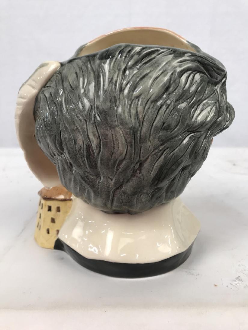 Royal Doulton Shakespeare Porcelain Character Jug - 5