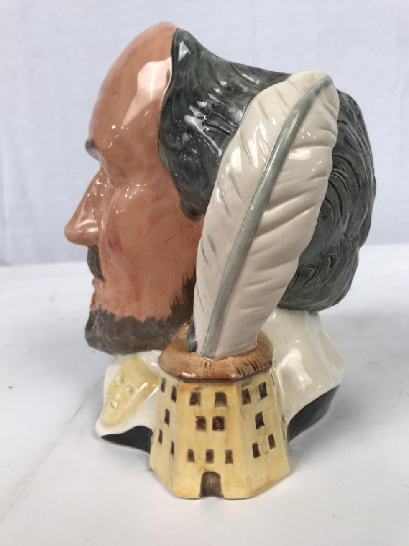 Royal Doulton Shakespeare Porcelain Character Jug - 6