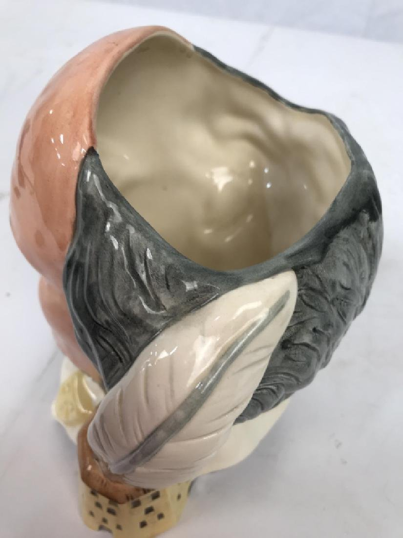 Royal Doulton Shakespeare Porcelain Character Jug - 7