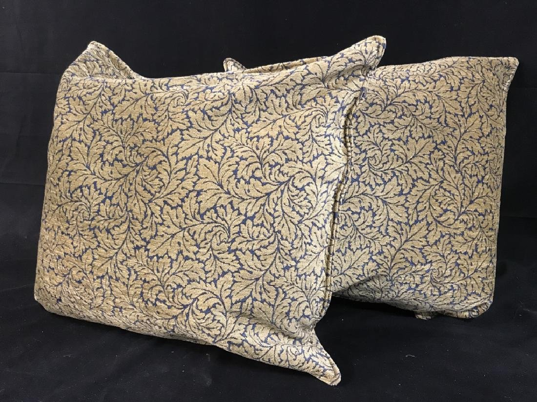 Pair Custom Throw Pillows