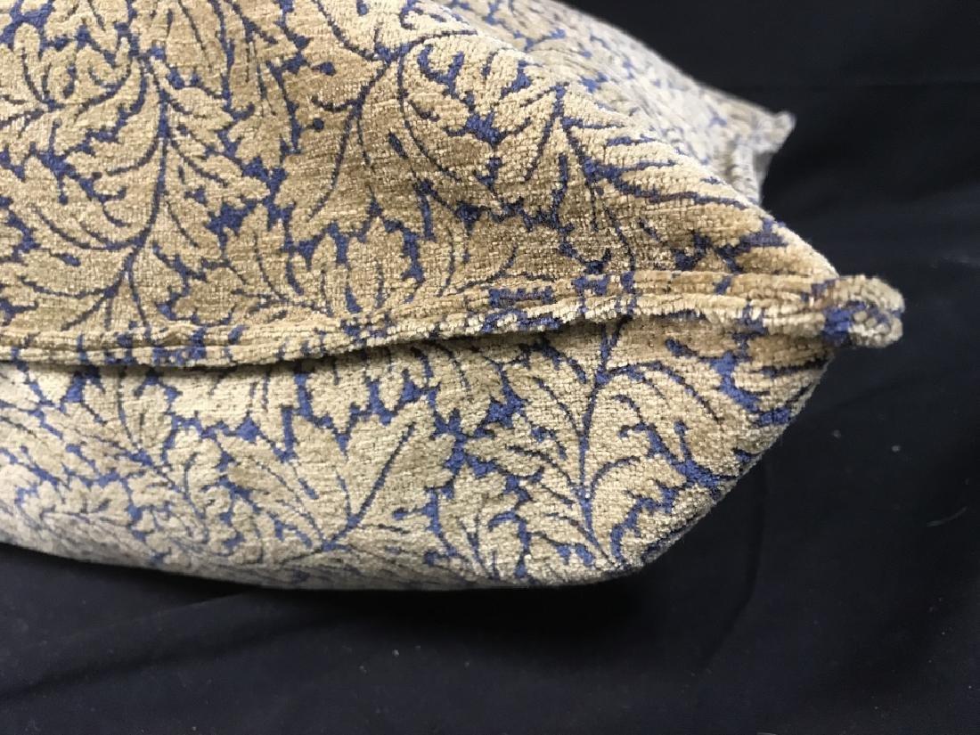 Pair Custom Throw Pillows - 3