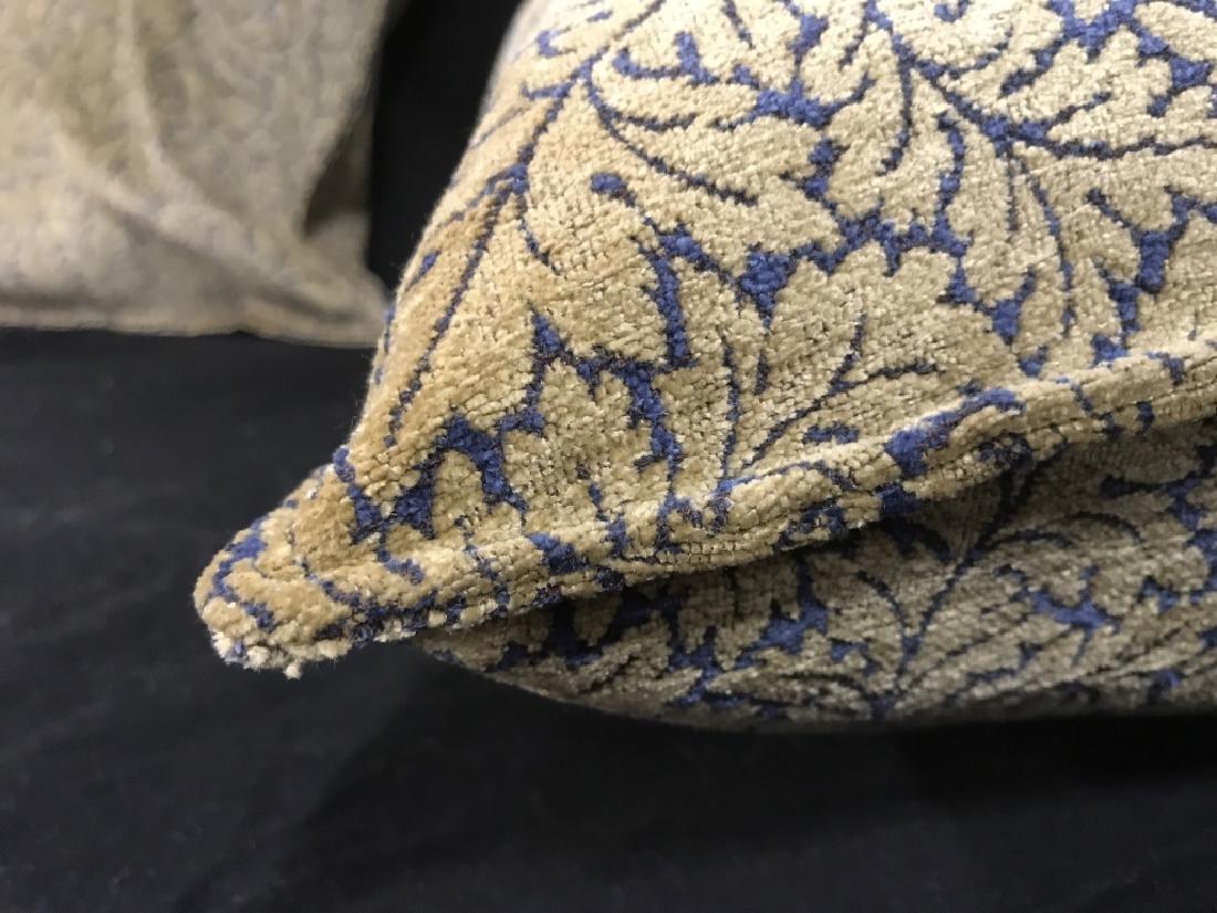 Pair Custom Throw Pillows - 4