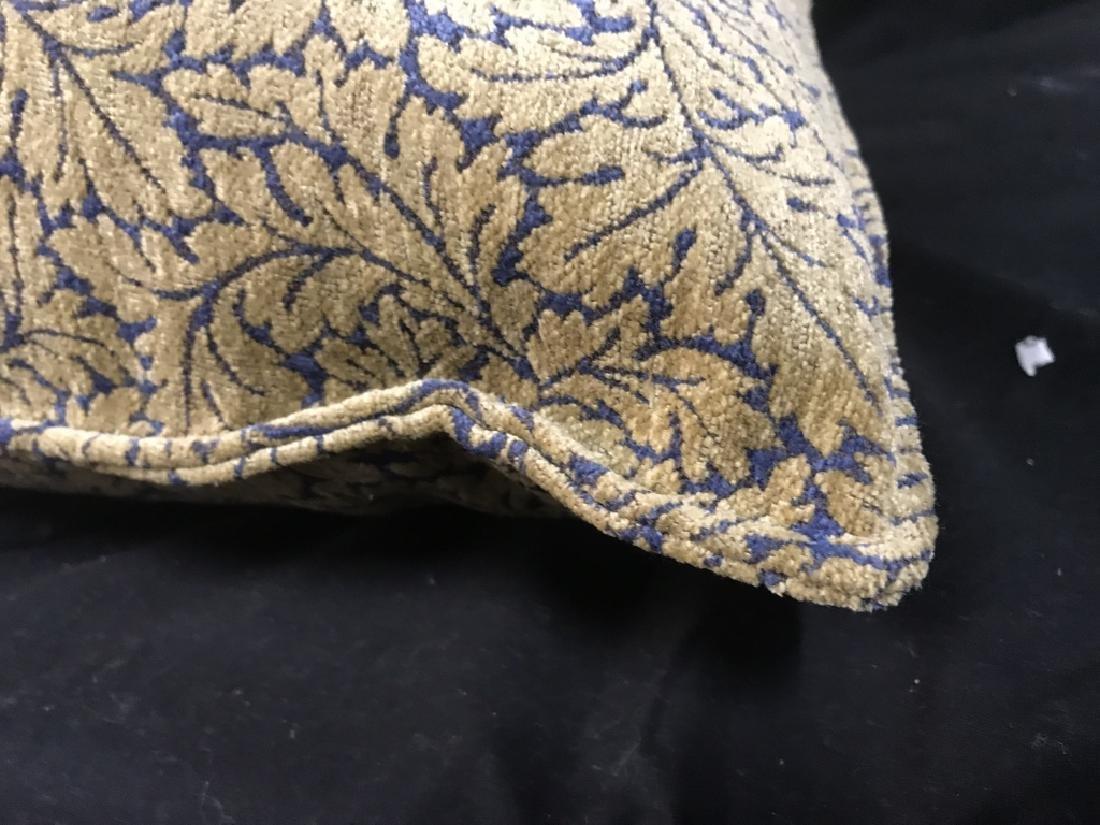 Pair Custom Throw Pillows - 5