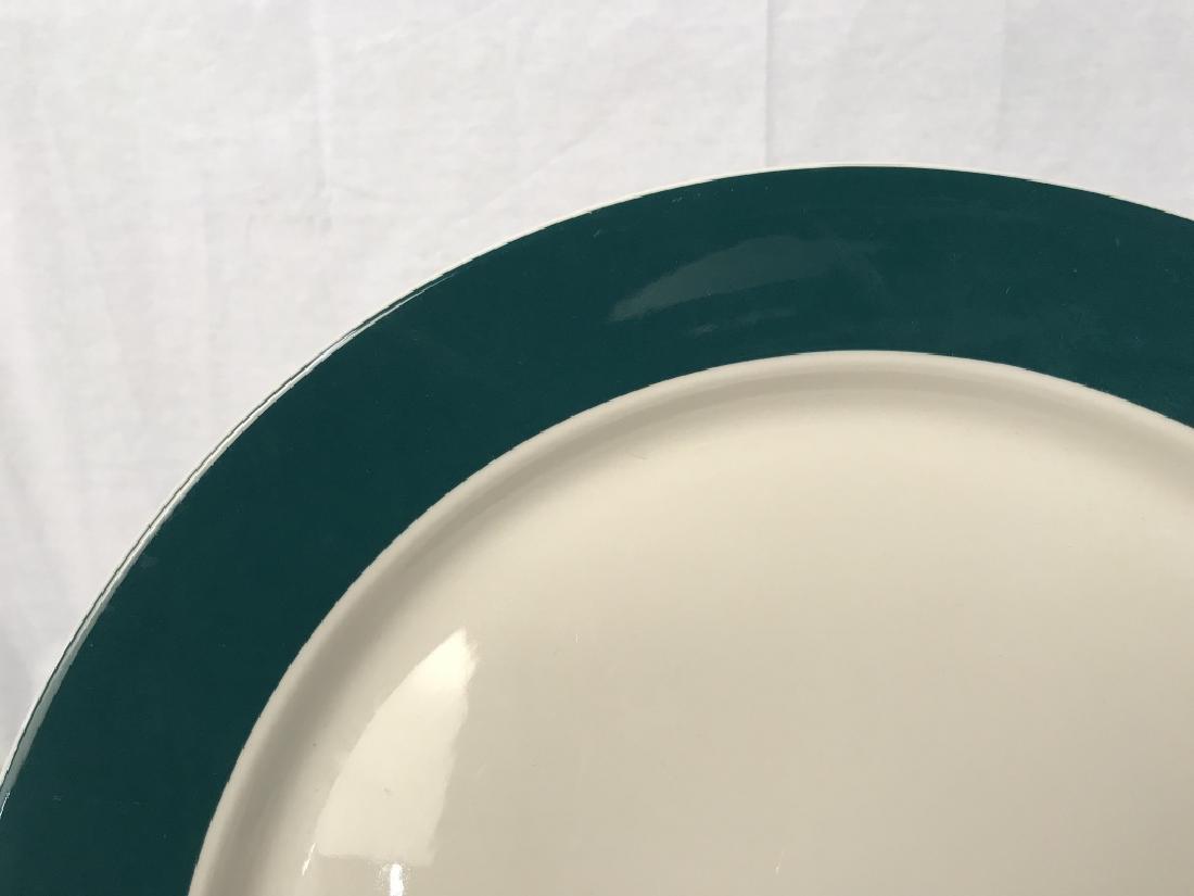 Set of 8 VILLEROY and BOCH Porcelain Dinner Plates - 3