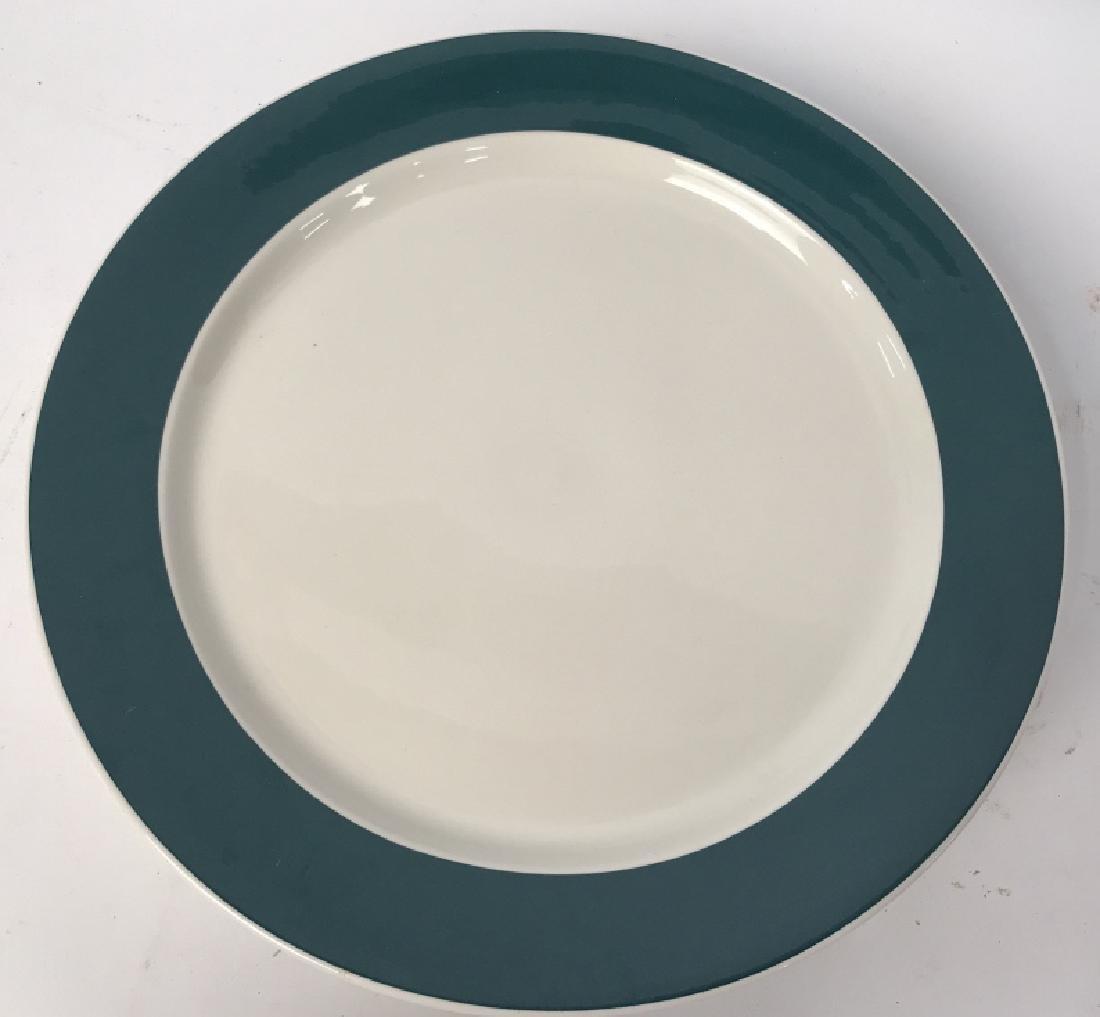 Set of 8 VILLEROY and BOCH Porcelain Dinner Plates - 7
