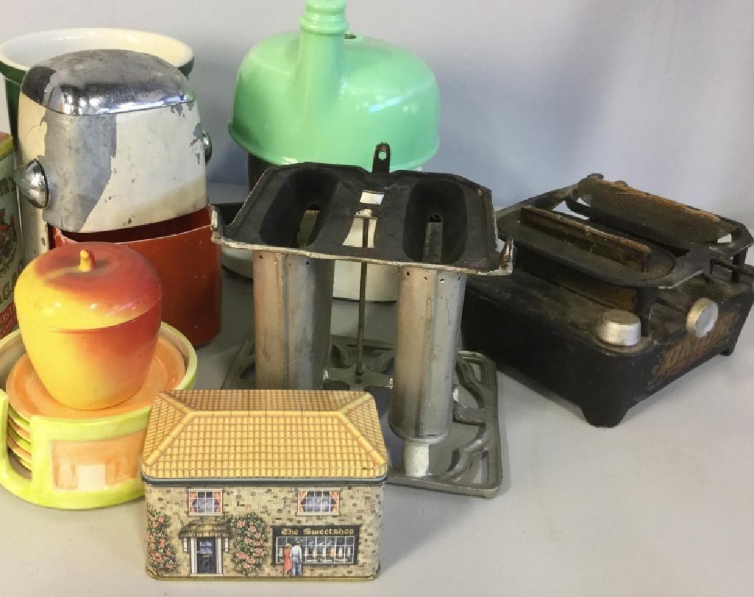 Vintage Group Lot of Kitchen Utensils