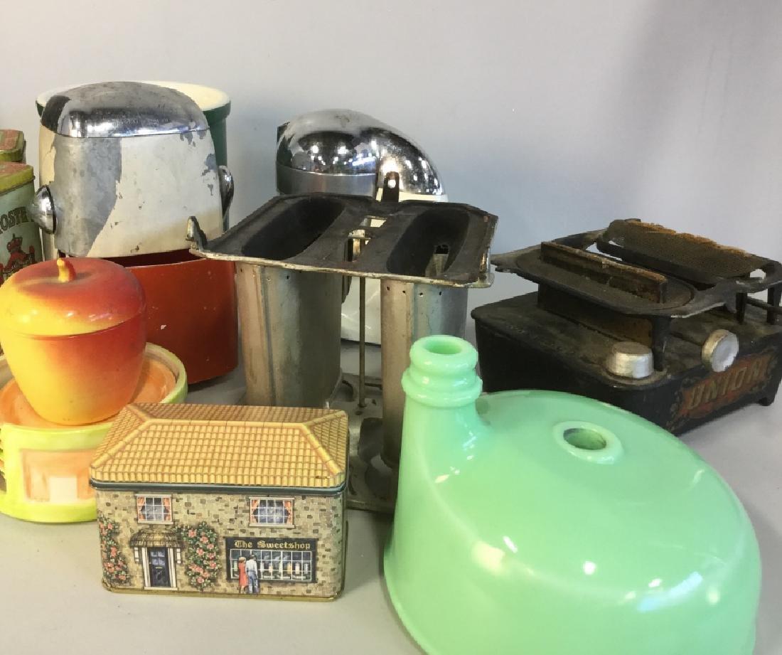 Vintage Group Lot of Kitchen Utensils - 2