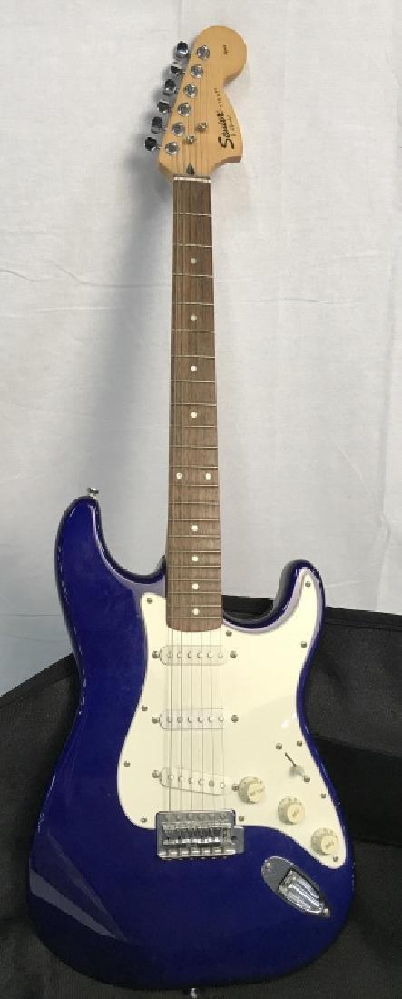 Fender Squier Strat Electric Guitar - 2