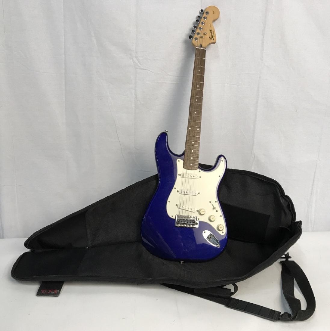 Fender Squier Strat Electric Guitar - 3