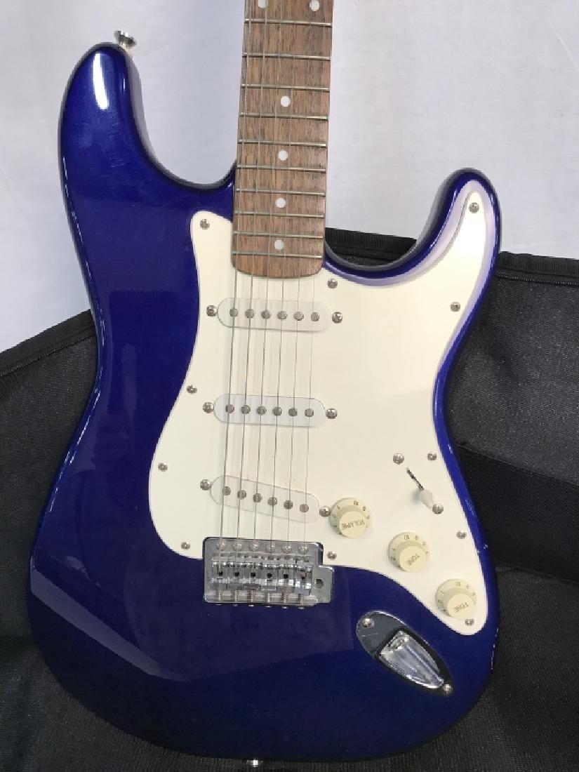 Fender Squier Strat Electric Guitar - 4
