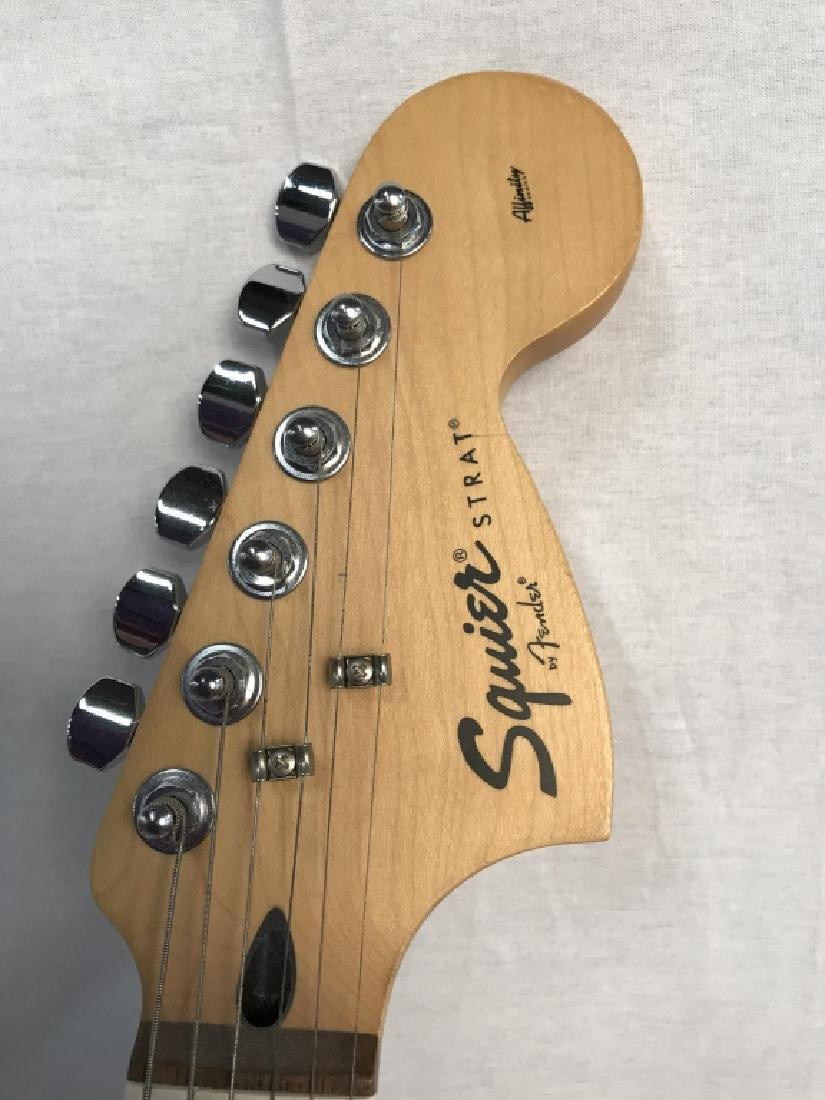 Fender Squier Strat Electric Guitar - 5