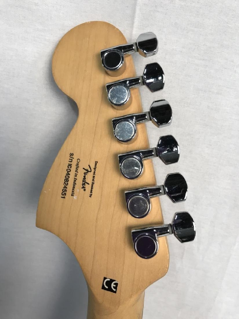 Fender Squier Strat Electric Guitar - 6