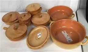 PIRAL Italian Ceramic Cookware Set