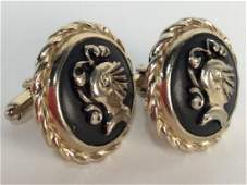 Group Lot of Cuff Links Estate Jewelry