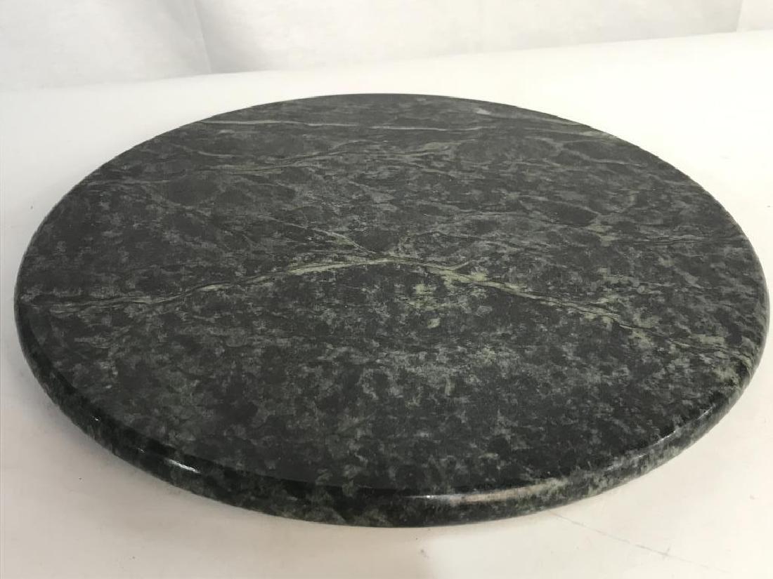 Bombay Company Stone Top Serving Platter - 7