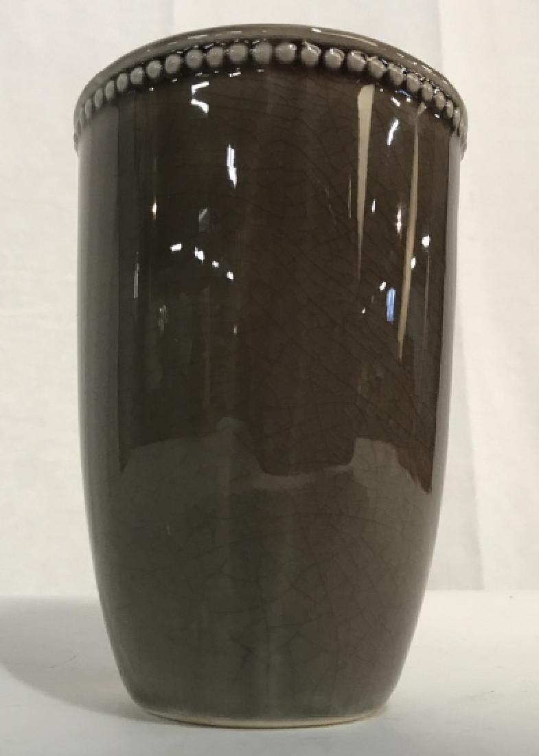 Narrow Ceramic Planter - 3