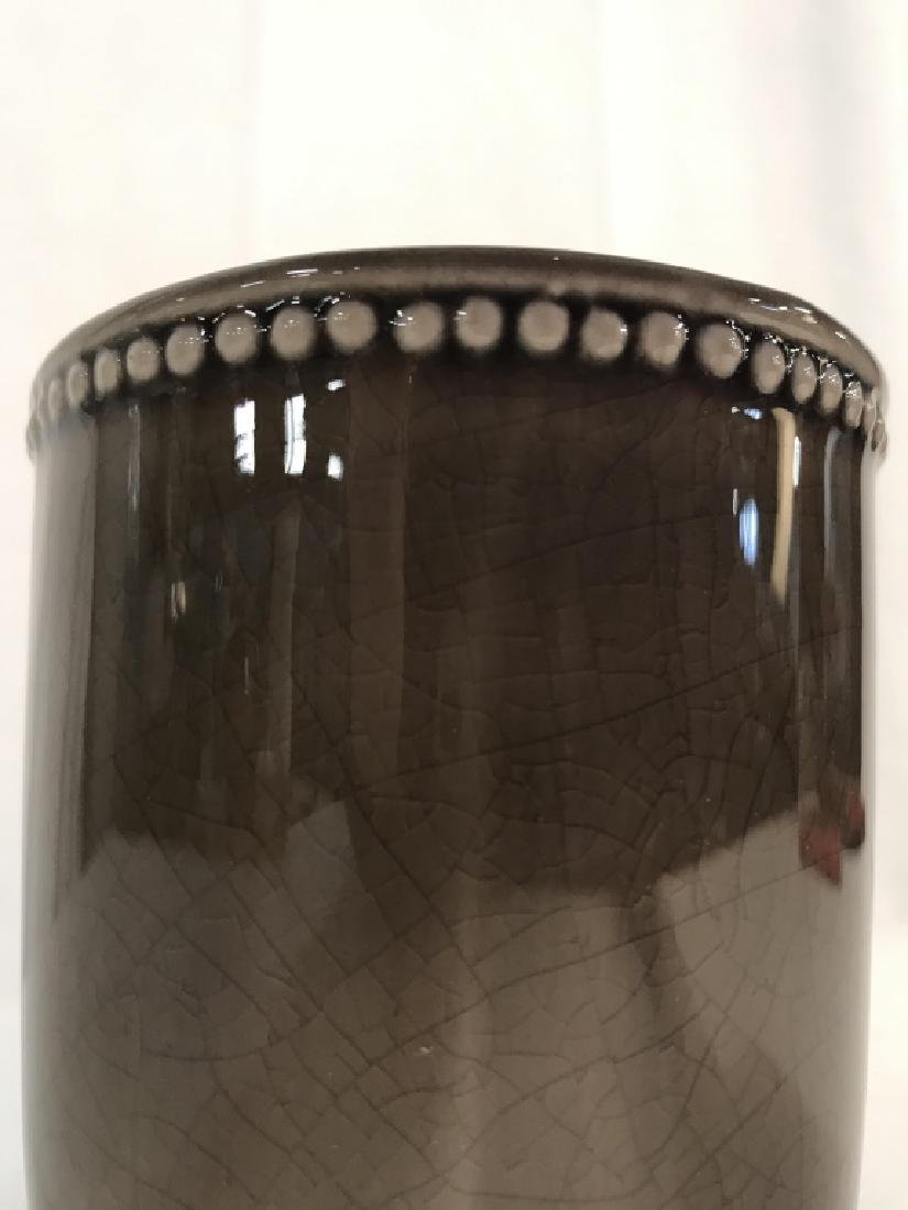 Narrow Ceramic Planter - 6