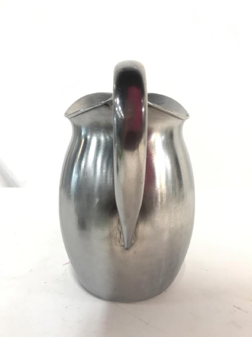 VOLLRATH Silver Toned Pitcher - 6