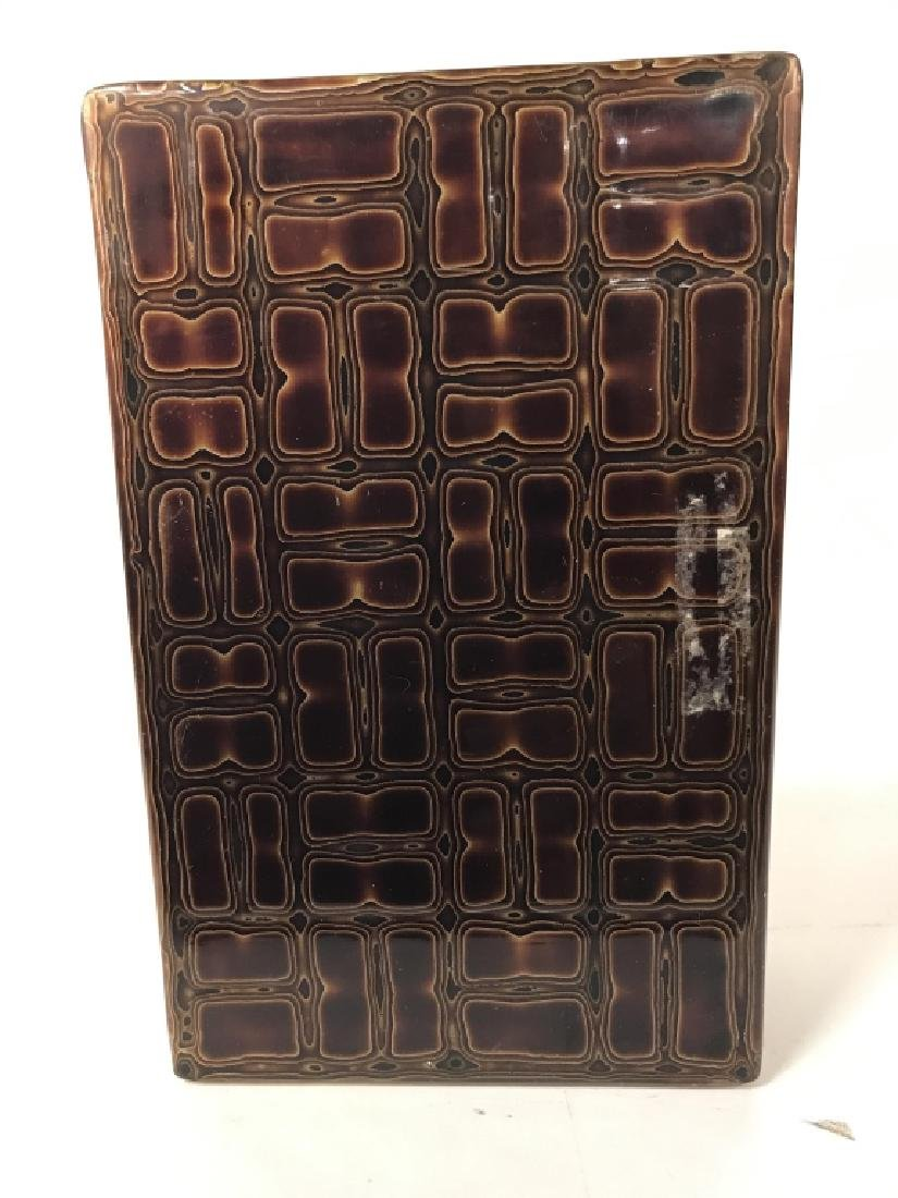 Japanese Lacquer Trinket Box - 9