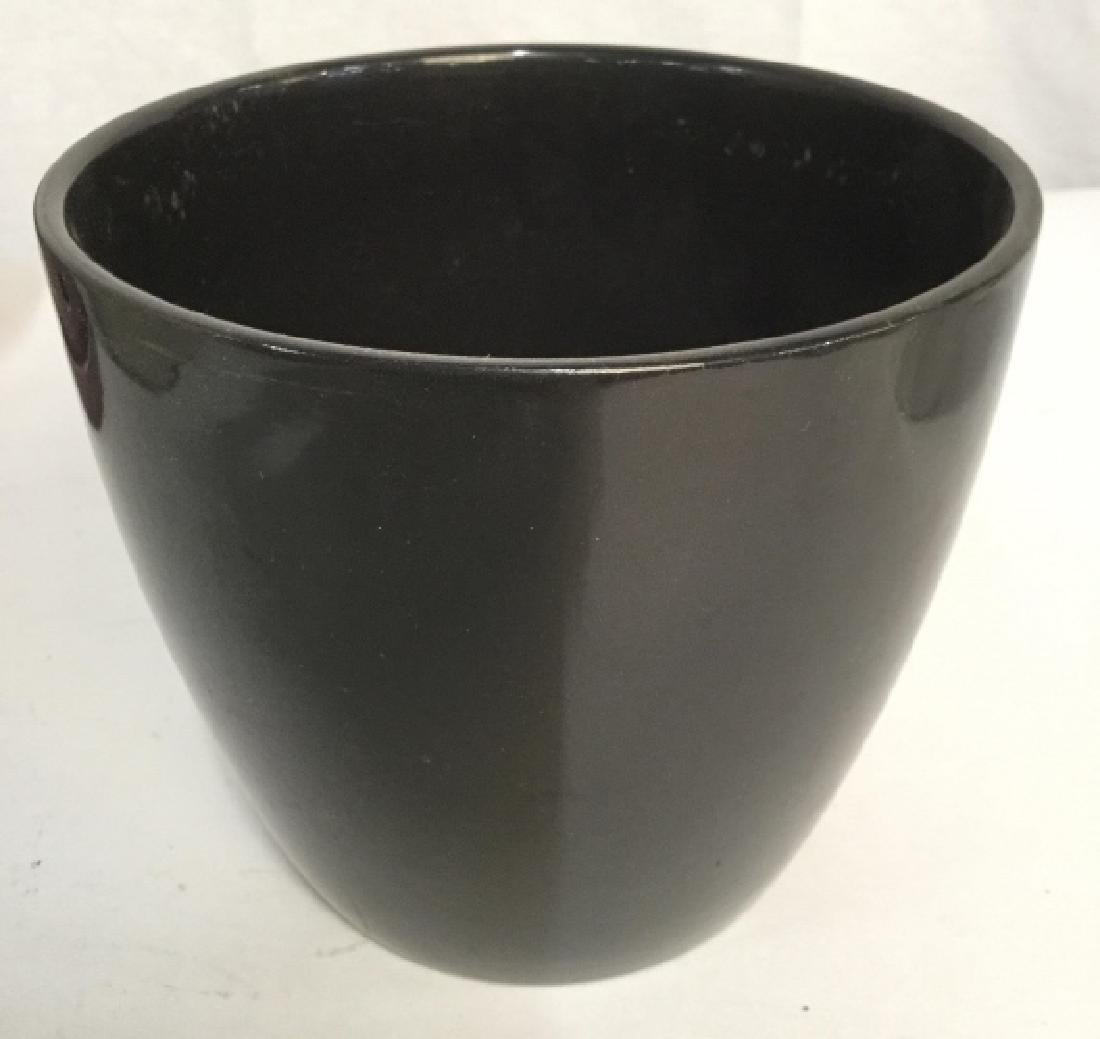 Lot 4 Ceramic Planters in Various Styles - 6