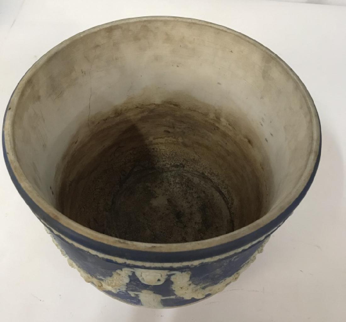 Vintage Wedgwood Cache Pot Planter - 3