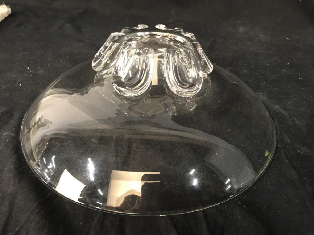 Steuben Crystal Glass Centerpiece Bowl - 5
