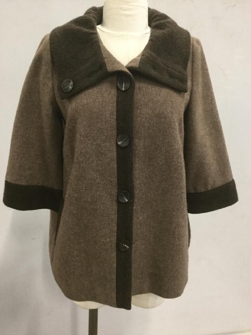 GUY FRENCH Designer Wool Blend Jacket