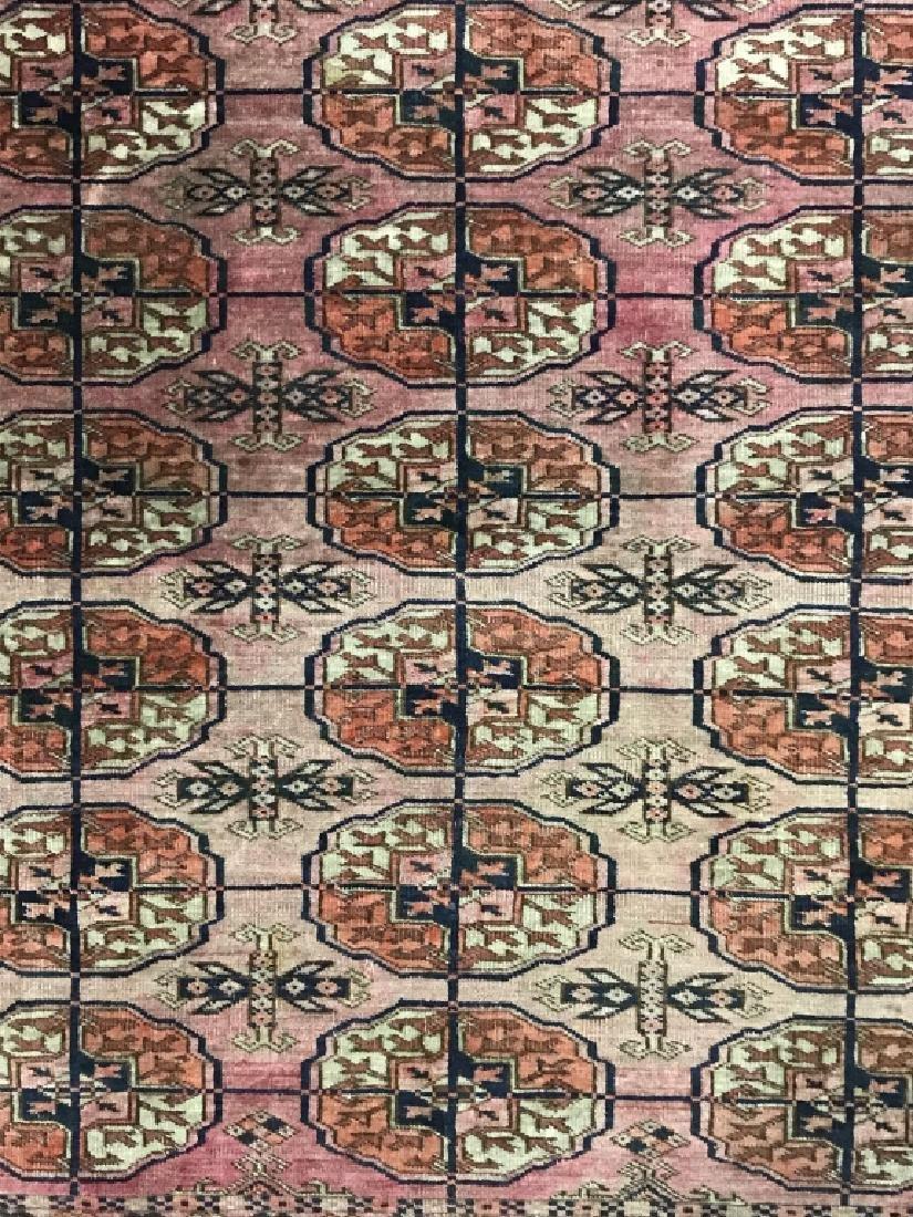 Handmade Antique Persian Wool Rug