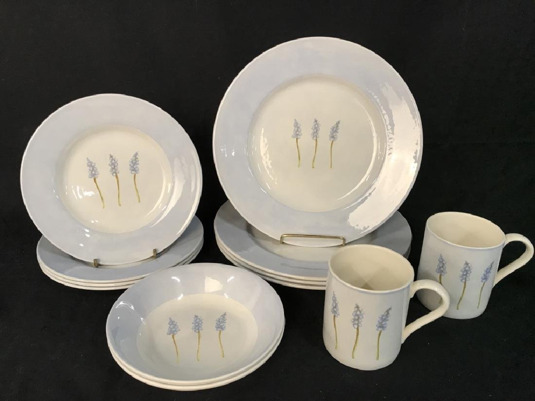Set 12 Royal Stafford English Dish Set