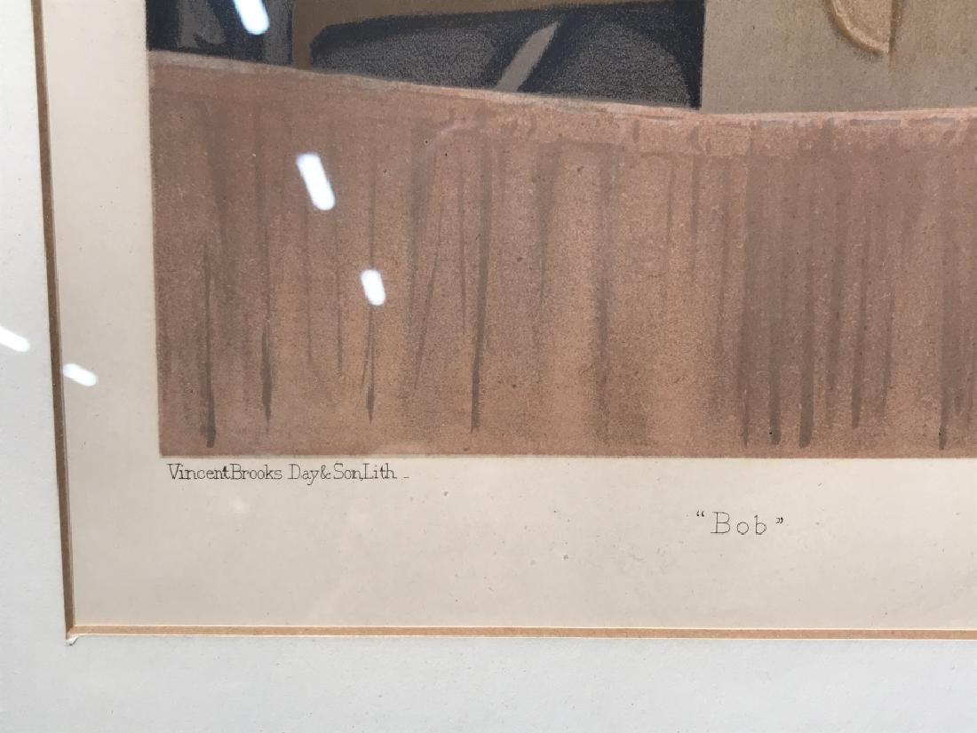 Satirical Vanity Fair Lithograph of Judge, c. 1891 - 3
