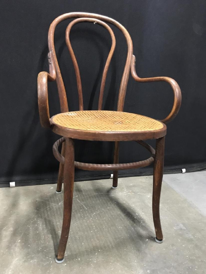 Vintage Bentwood Style Chair - 2