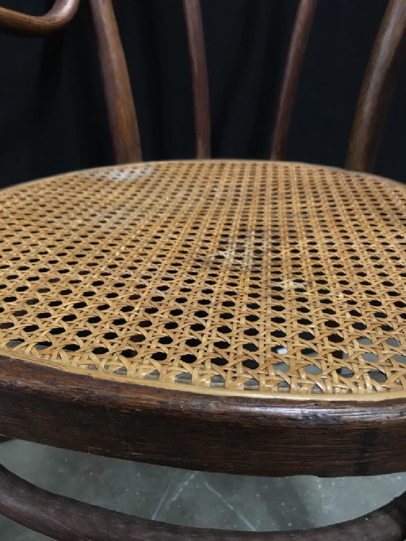 Vintage Bentwood Style Chair - 5