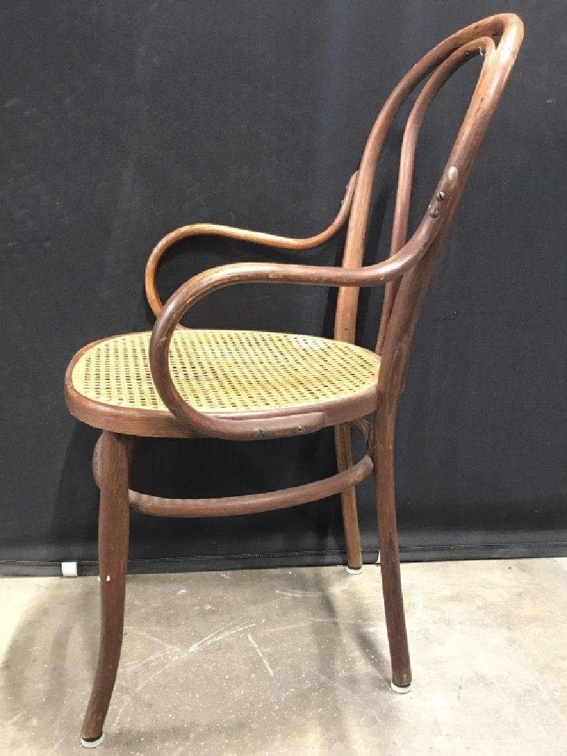 Vintage Bentwood Style Chair - 6