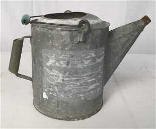 Vintage Aluminum Watering Can