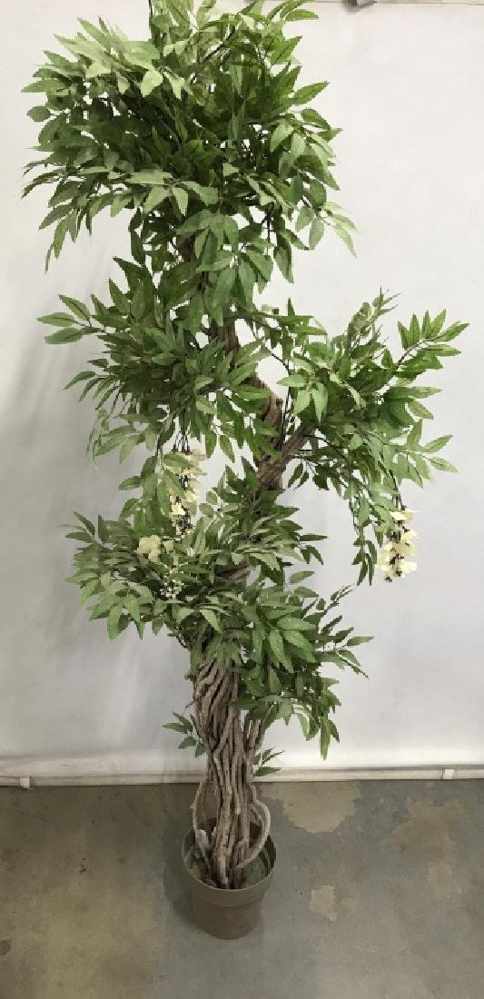 Artificial Tree in Planter