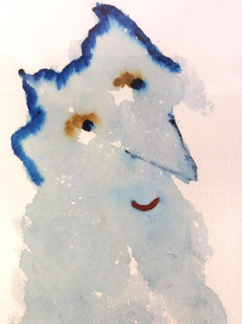 BET, 1975 Whimsical Watercolor