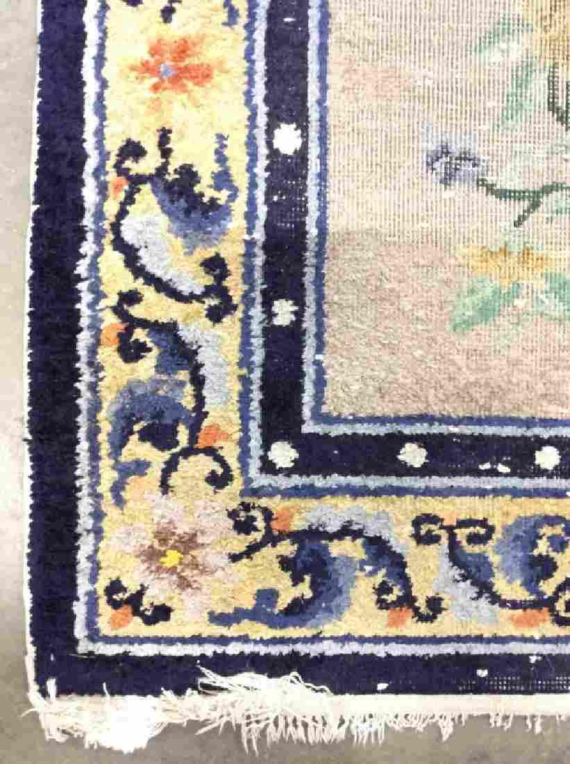 Handmade Chinese Art Deco Rug