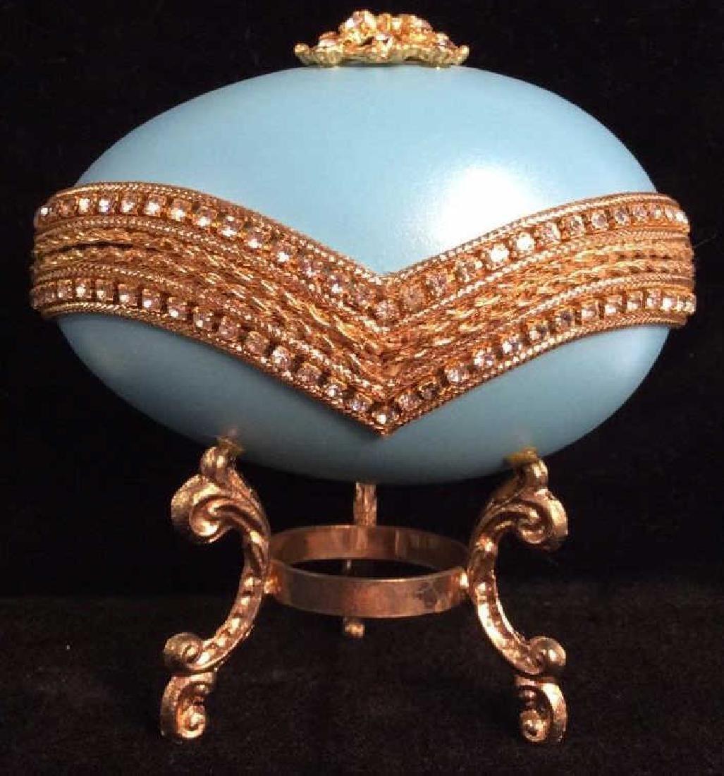 The Egg Lady Lmt Edition Egg Keepsake Dish